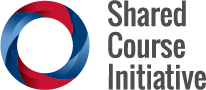Columbia University: Shared Course Initiative: SCI Logo (Block)
