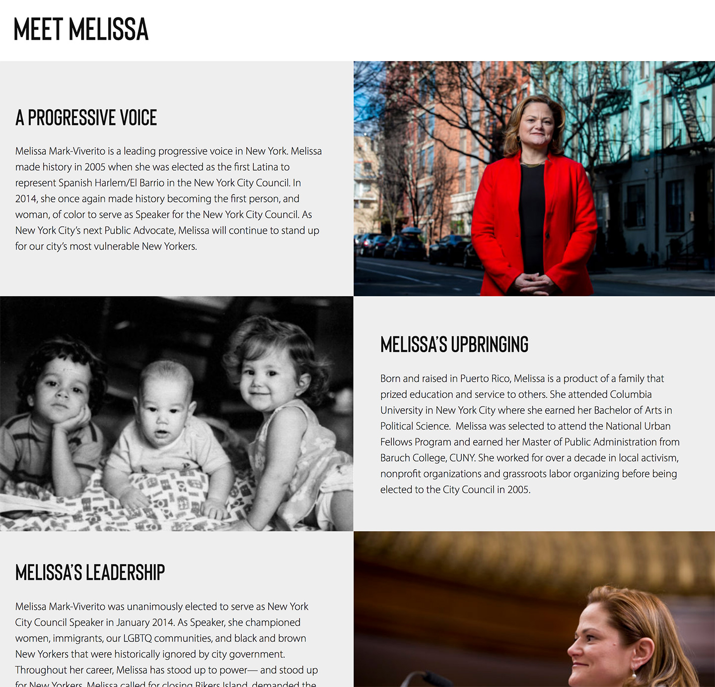 Melissa Mark-Viverito launches campaign for Public Advocate
