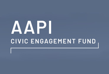 Asian American and Pacific Islander Civic Engagement Fund Logo