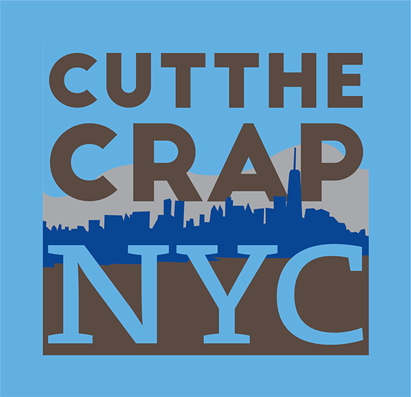 Cut the Crap NYC Logo