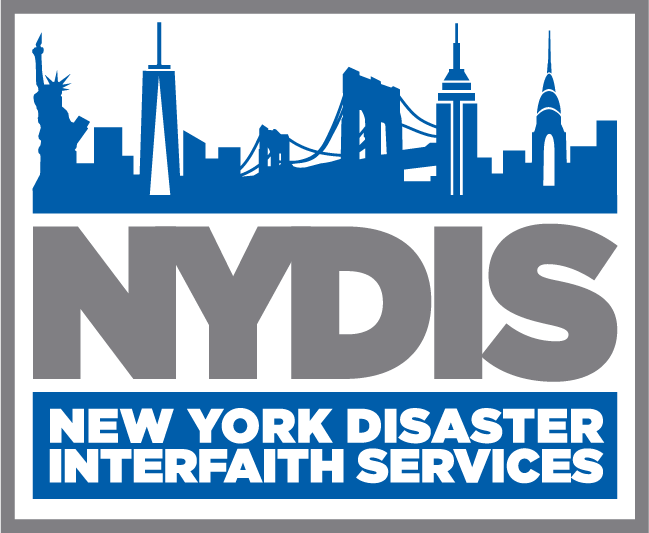 NYDIS: New York Disaster Interfaith Services Logo