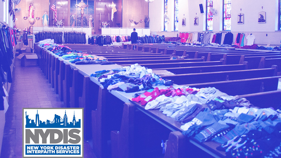 NYDIS: New York Disaster Interfaith Services