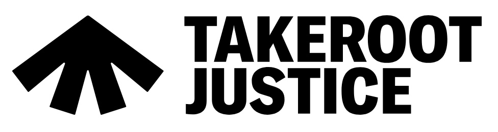 TakeRoot Justice: A New Organization springs forth from roots at the Urban Justice Center Logo