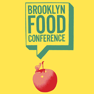 Brooklyn Food Conference Flyer Logo