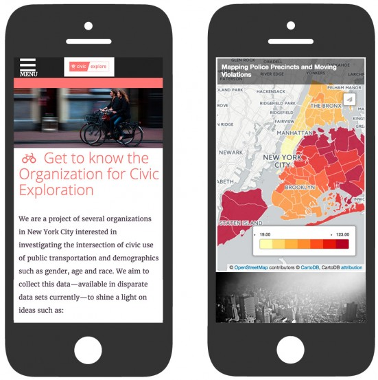 Civic Explore: Civic Expore Mobile