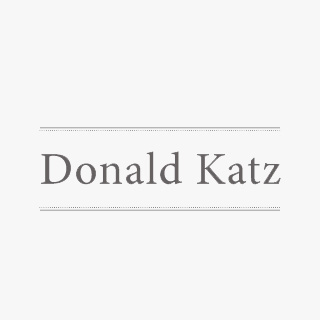 Donald Katz by Social Ink