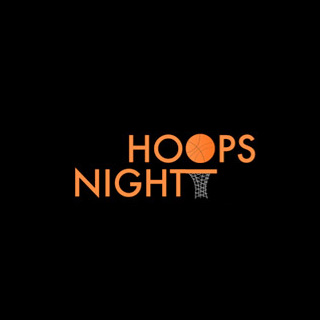 Hoops Night Logo
