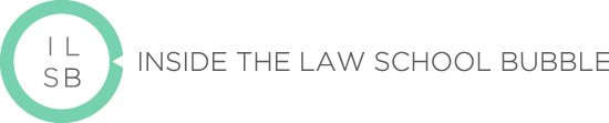 Inside the Law School Bubble: Logo