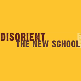 Newschooled: DisOrient the New School Logo