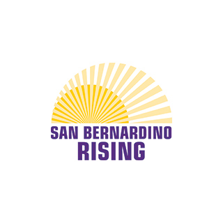 San Bernadino Rising by Social Ink