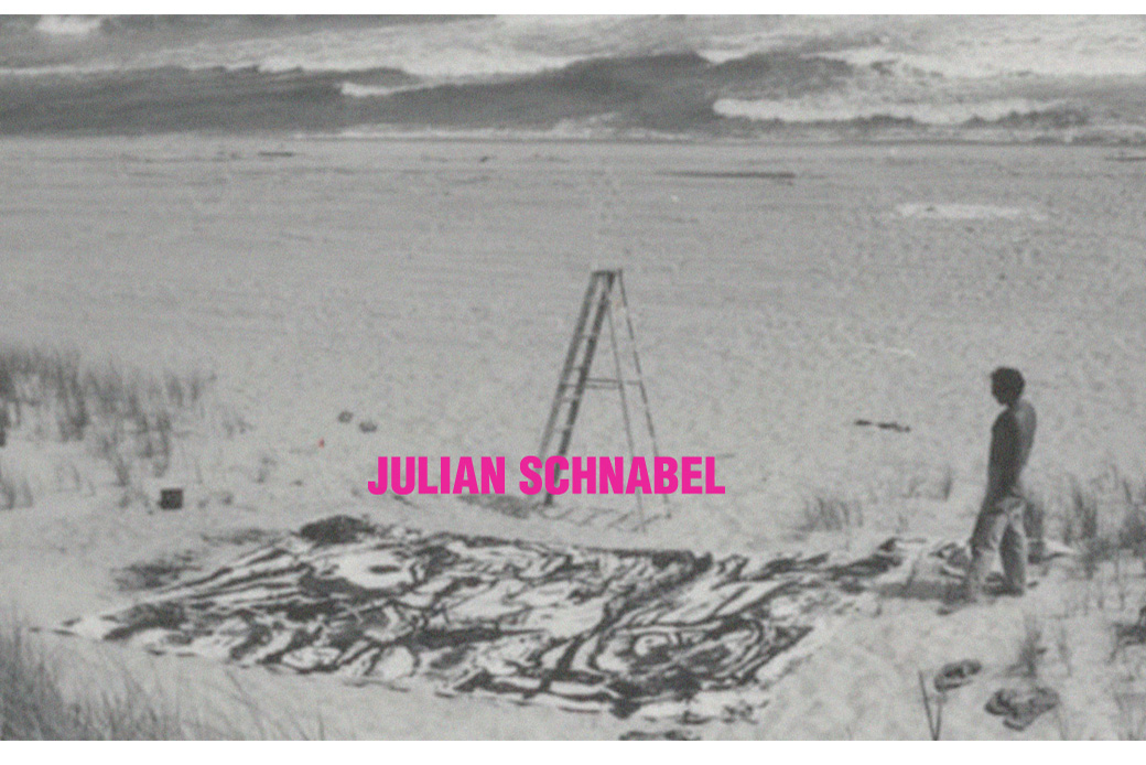Julian Schnabel: Julian Schnabel Loadscreen