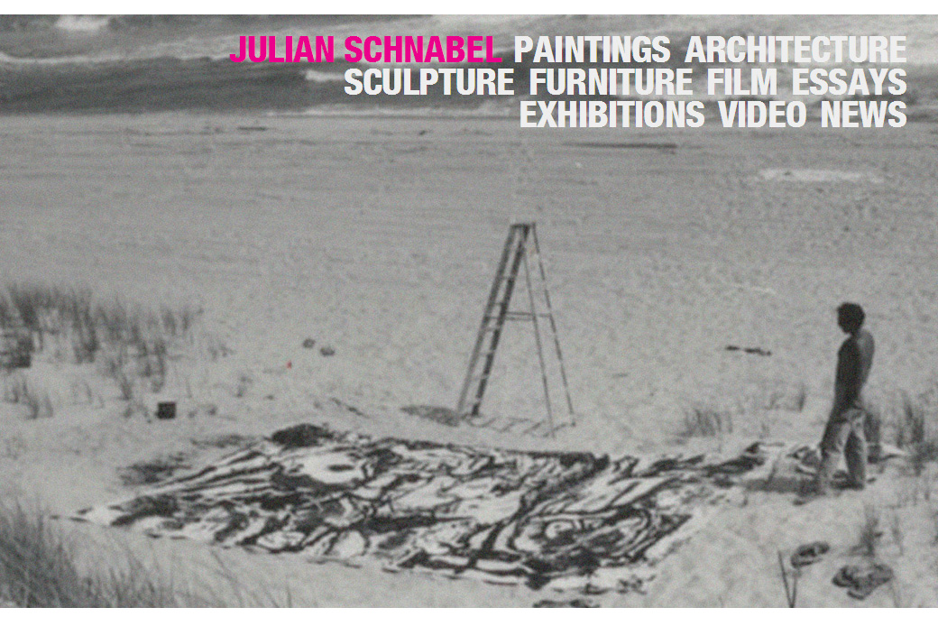 Julian Schnabel: Julian Schnabel Homepage