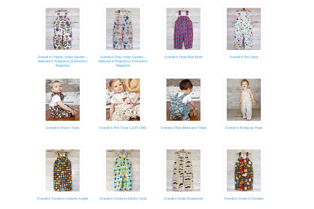 Overall Baby: OverallBaby Gallery