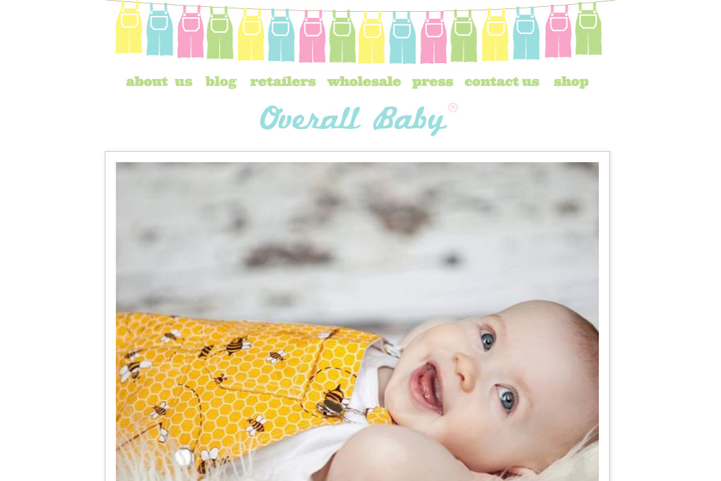 OverallBaby Homepage