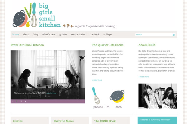 Big Girls Small Kitchen: Big Girls Small Kitchen