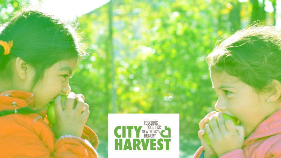 A New Flagship Site for City Harvest!