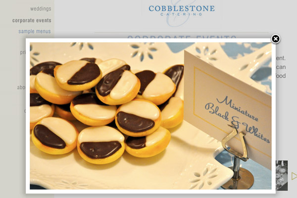 Cobblestone Foods: Cobblestone Foods Product