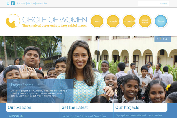 Announcing the launch of Circle of Women
