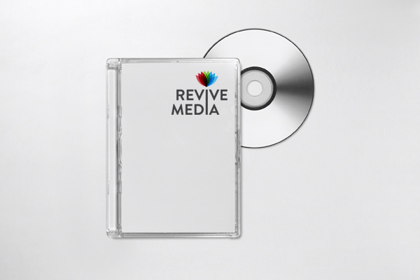 Revive Media DVD Cover Prototype