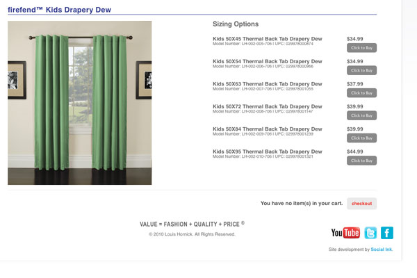 Firefend Curtains: Firefend Curtains Shop