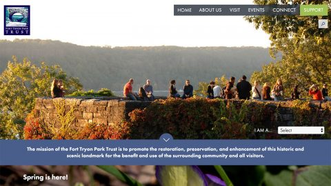 Fort Tryon Park Trust Home