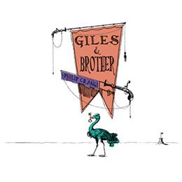 Giles and Brother by Social Ink
