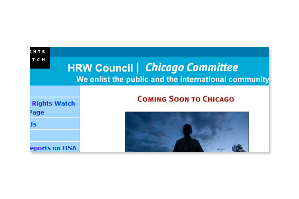 Human Rights Watch Chicago Committee