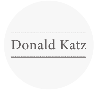 A new online home for Donald Katz