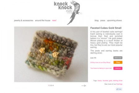 Knock Knock Studio Product View