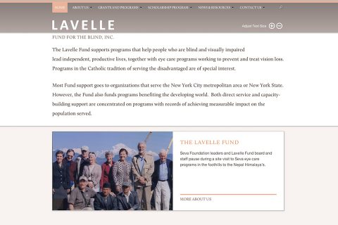 Lavelle Fund - Homepage
