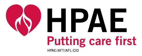 HPAE - Health Professionals and Allied Employees Logo