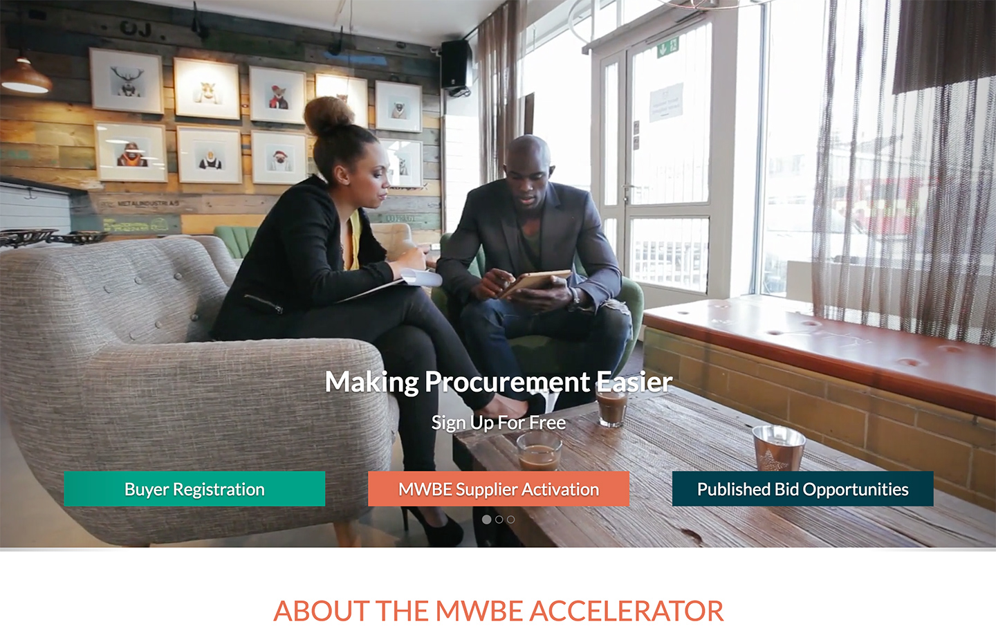 Harlem Commonwealth Council MWBE Accelerator