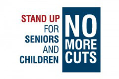 No More Cuts Illinois Logo