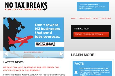 No Tax Breaks Slideshow