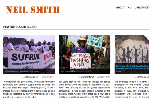 Neil Smith Homepage