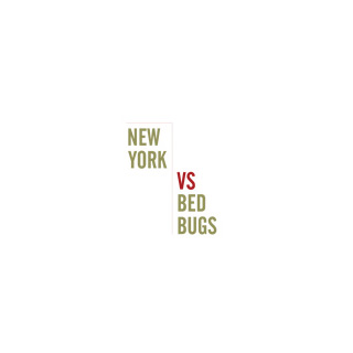 New York vs. Bedbugs Logo