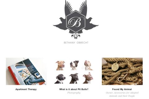 Bethany Obrecht Homepage