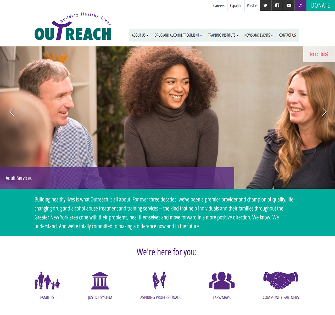 New Horizons for Outreach
