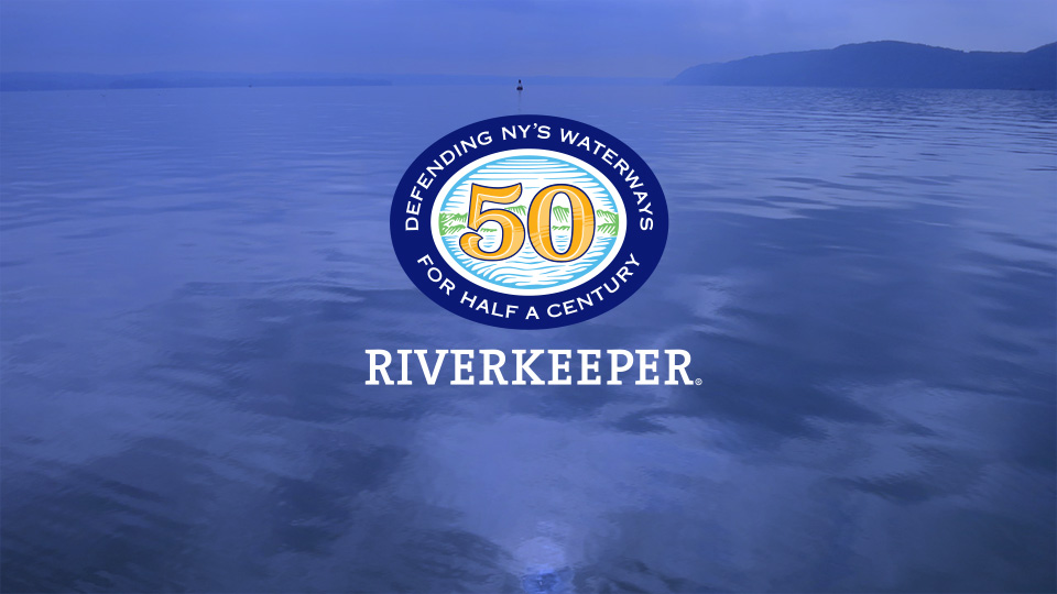 Our work with Riverkeeper by Social Ink