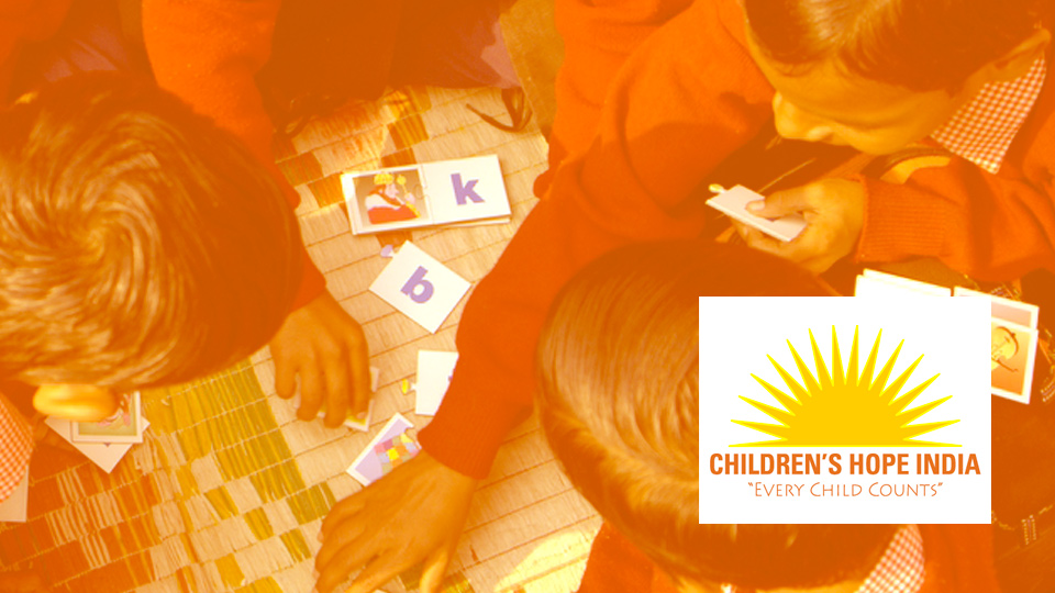 Our work with Children's Hope India by Social Ink