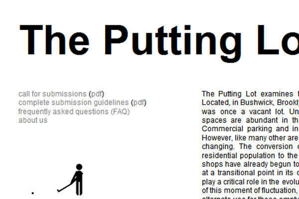 The Putting Lot