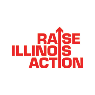 Raise Illinois Action Logo