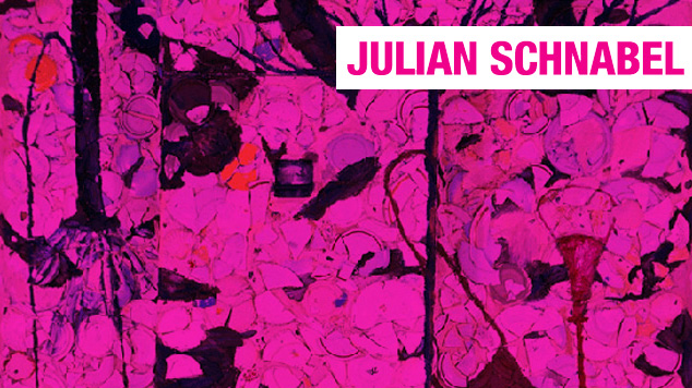Our work with Julian Schnabel by Social Ink