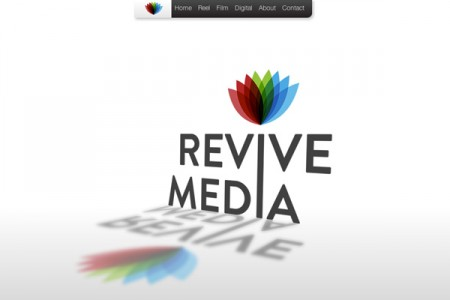 Revive Media Web Application