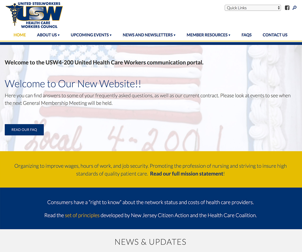 United Steelworkers Local 4-200: USW 4-200 Homepage