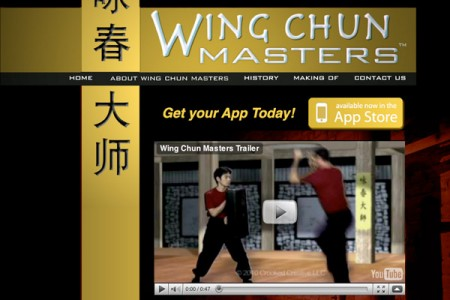 Wing Chun Masters Home Page